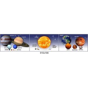 Стенд в кабинет астрономии