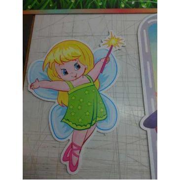 Комплект стендов для детского сада о правах ребенка Фея