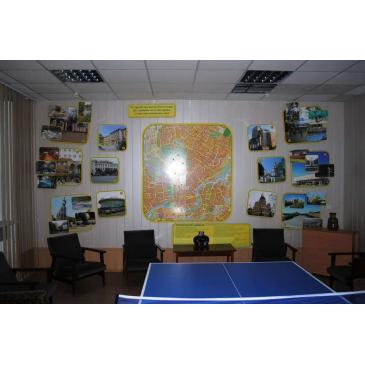 Информационный уголок Харьковской области