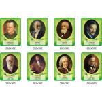 """Комплект портретов """"Выдающиеся ученые-биологи"""""""