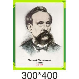 Портрет Н.Н.Зинина